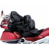 Kuryakyn Plug-N-Go Driver Backrest for Honda Gold Wing