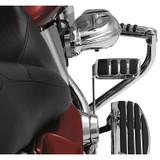 Kuryakyn Extended ISO-Brake Pedal Pad for Harley Davidson