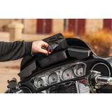 Kuryakyn Batwing Fairing Pouch for Harley Davidson