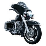 Kuryakyn Lower Fork Leg Deflector Shields for Harley Davidson