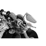 Kuryakyn Zombie Grip Emblems with Throttle Boss for Harley Davidson