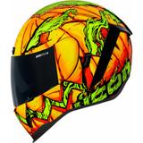 Icon Airform Trick Or Street Helmet (Orange)