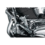 Kuryakyn Zombie Front Shift Arm Accents for Harley Davidson