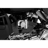 Kuryakyn Deluxe Wolo Bad Boy Air Horn Kit for Harley Davidson