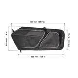 Octane Door Bags For Polaris RZR PRO XP