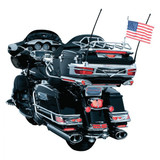 Kuryakyn Quick Adjust Tour-Pak Relocator for Harley Davidson