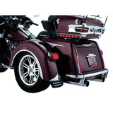 Kuryakyn Rear Mud Flaps for Harley Davidson