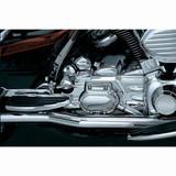 Kuryakyn Oil Line Cover & Transmission Shroud for Harley Davidson