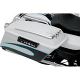 Kuryakyn Saddlebag Lid Accents for Harley Davidson