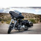 Kuryakyn Tri-Line Saddlebag Lid Accents for Harley Davidson