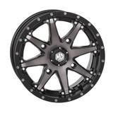 STI HD10 Wheel (Matte Black/Smoke)
