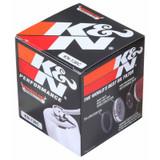 K&N Chrome ATV/UTV Oil Filter