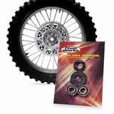 Pivot Works Dirt Bike Wheel Bearing Kit for Honda