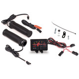 Heat Demon ATV Heated Grip Kit with Quad Zone Controller