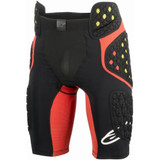 Alpinestars Sequence Pro Shorts (Black/Red)