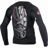 Alpinestars Womens Stella Bionic Jacket (Black/Purple)