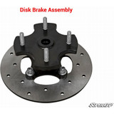 Honda Utility ATV Rear Disc Brake Kit