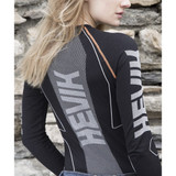 Hevik Long Sleeve Technical Shirt (Black)