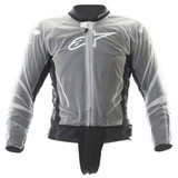 Alpinestars Racing Rain Jacket (Clear)