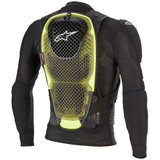 Alpinestars Bionic Pro V2 Protection Jacket (Black/Fluo Yellow)