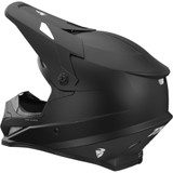 Thor Sector Solid Helmet (Black)