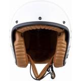 Scorpion Belfast Blanco Helmet (White/Grey)
