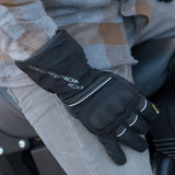 Scorpion Tempest Cold Weather Waterproof Gloves (Black)