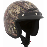 CKX VG200 Hunt Helmet (Brown/Green)