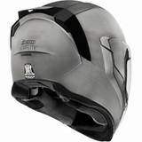 Icon Airflite Quicksilver Helmet (Silver)
