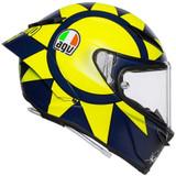 AGV Pista GP R Soleluna 2018 Helmet (Yellow/Blue)