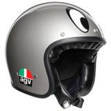 AGV X70 Montjuic Helmet (Silver)