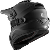 CKX Titan Air Flow Electric Combo Solid Snow Helmet (Matte Black)