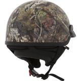 CKX VG500 Hunt Helmet (Brown/Green)