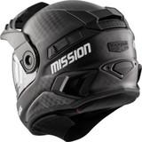 CKX Mission AMS Carbon Snow Helmet (Matte Carbon)
