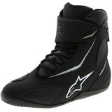 Alpinestars Fastback V2 Drystar Shoes (Black/White)