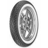 Dunlop K177 Whitewall Front Tire