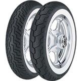 Dunlop D404 Whitewall Tire