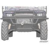 """Super ATV Polaris Ranger 700 High Clearance 2"""" Forward Offset A Arms (Black)"""