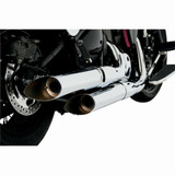 Baron Custom Accessories Hack N Slash Kawasaki Vulcan Slip-On Exhaust