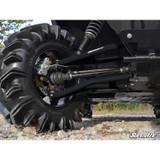 "Super ATV Polaris Ranger XP 570 High Clearance 1.5"" Forward Offset Tubed A Arms (Black)"