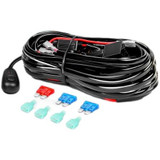 Octane LED Light Wiring Harness Kit w/Switch
