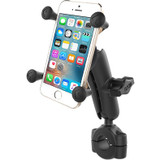 RAM Mounts X-Grip Phone Mount With Torque Handlebar Base