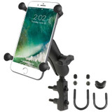 RAM Mounts X-Grip Phone Mount with Brake/Clutch Reservoir Base