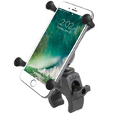 RAM Mounts X-Grip Phone Mount With Tough Claw Base