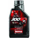 Motul 300V2 Factory Line 10W50 4T Synthetic Motor Oil