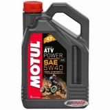 Motul ATV Power 5W40 4T Synthetic Motor Oil
