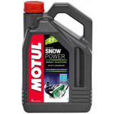 Motul Snowpower 2T Technosynthese Motor Oil