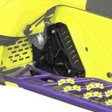 Skinz Protective Gear Billet Aluminum Brake Rotor Cover for Ski-Doo