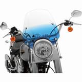 Memphis Shades Del Rey Sportshield Harley-Davidson Windshield