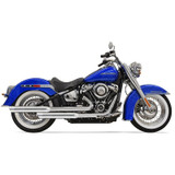 Bassani Staggered 2-Into-2 Exhaust
